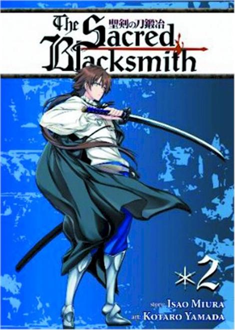Sacred Blacksmith Graphic Novel 02