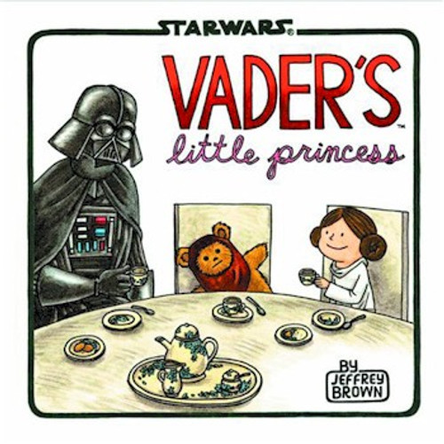 Star Wars: Vader's Little Princess (Hardcover)