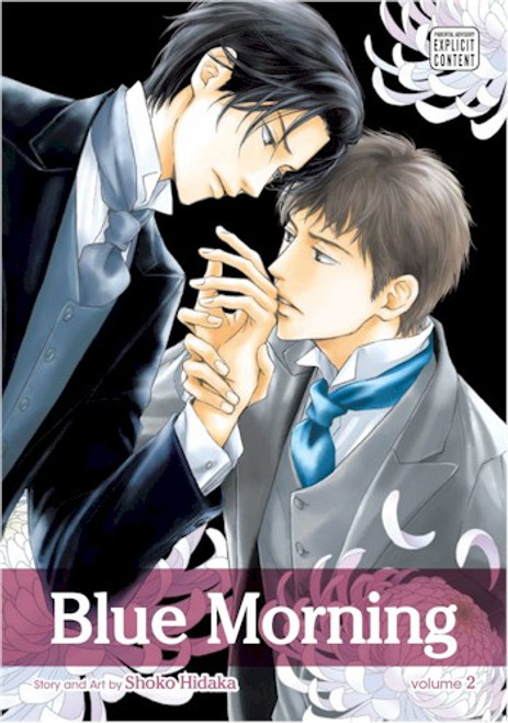 Blue Morning Graphic Novel Vol. 2