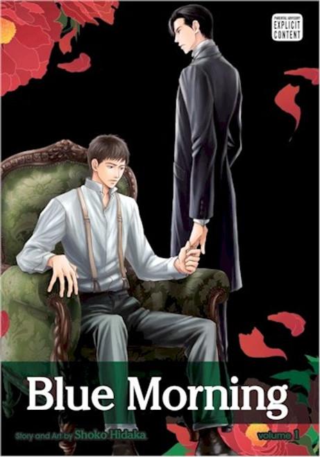 Blue Morning Graphic Novel Vol. 1