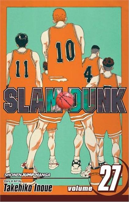 Slam Dunk Graphic Novel 27