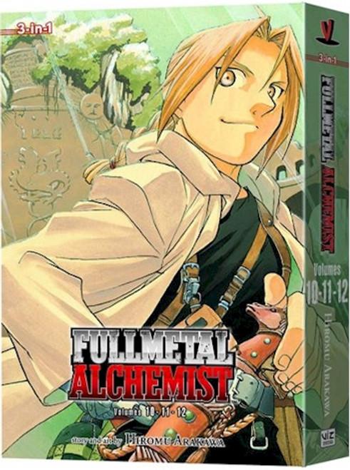Fullmetal Alchemist Omnibus Vol. 4