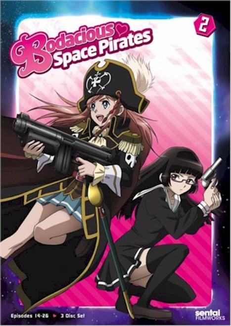 Bodacious Space Pirates DVD Collection 2