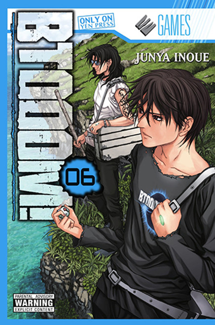 Btooom! Graphic Novel 06