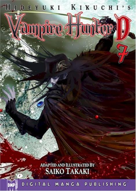 Vampire Hunter D Graphic Novel 07