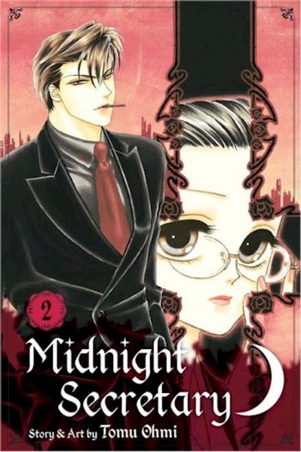 Midnight Secretary Graphic Novel Vol. 02