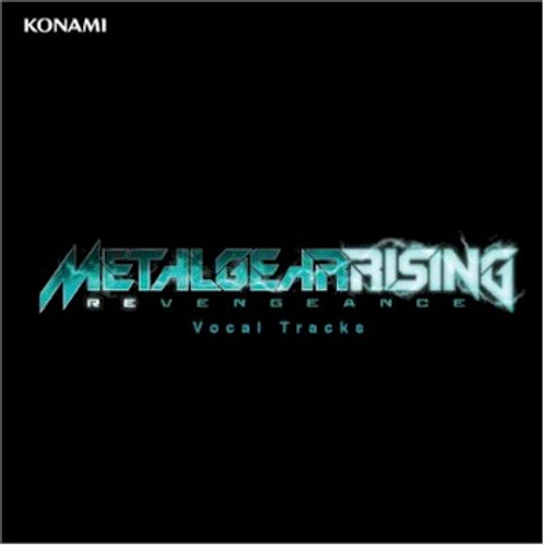 Metal Gear Rising: Revengeance Vocal Track