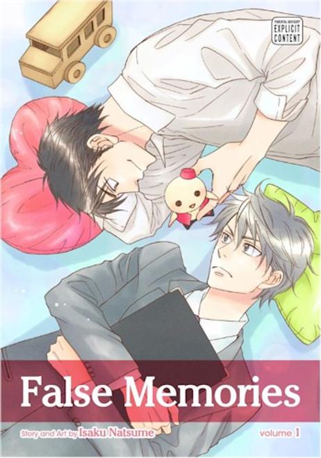 False Memories Graphic Novel Vol. 01
