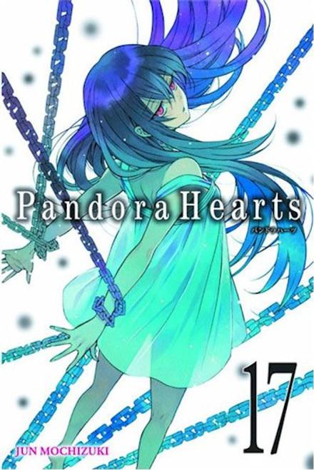 Pandora Hearts Graphic Novel 17