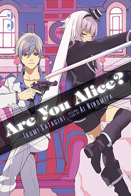 Are You Alice? Graphic Novel 03
