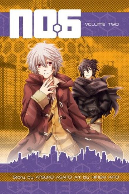No. 6 Graphic Novel Vol. 02