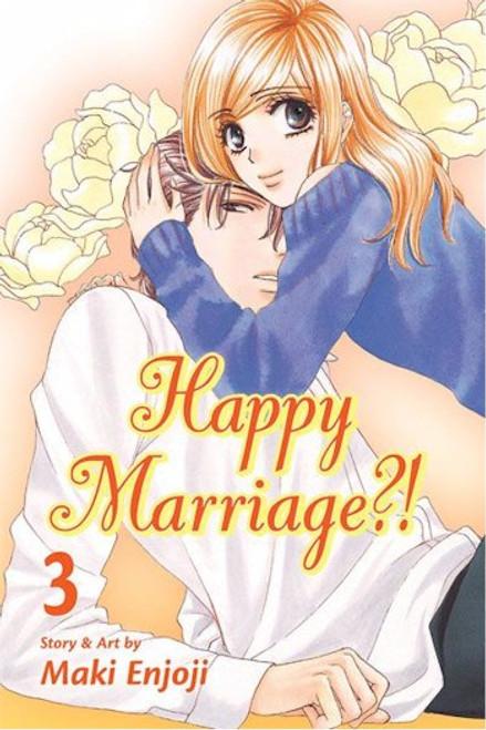 Happy Marriage?! Graphic Novel Vol. 03
