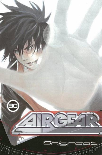 Air Gear Graphic Novel 30