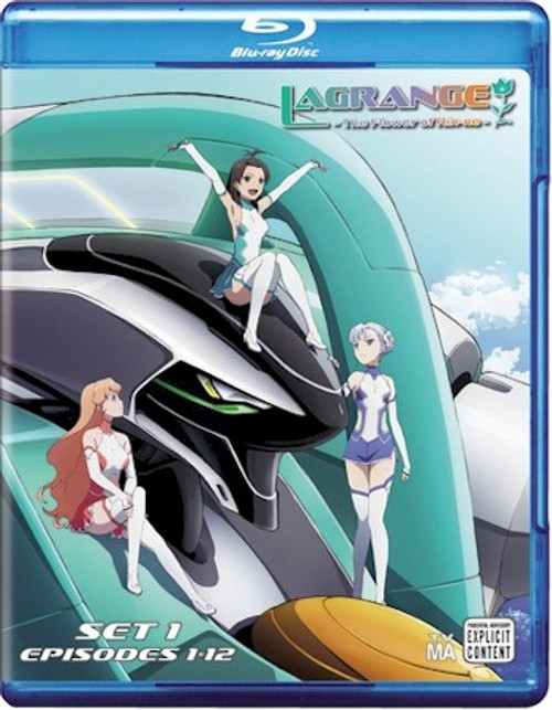 Lagrange Set 1 Blu-ray