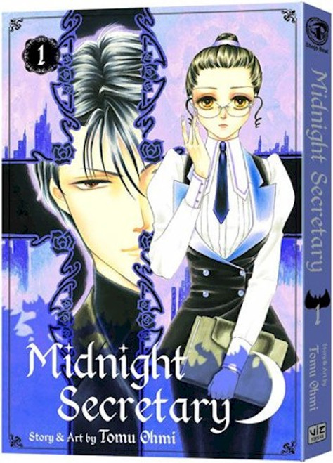 Midnight Secretary Graphic Novel Vol. 01