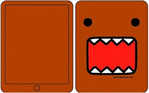 Domo iPad 2 Case - Classic Domo Brown