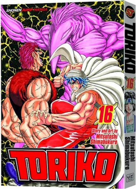 Toriko Graphic Novel 16