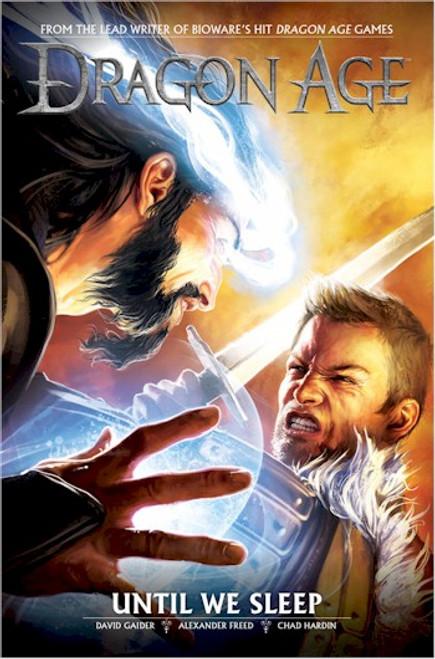 Dragon Age Graphic Novel Vol. 3 Until We Sleep (HC)