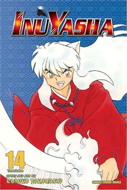 Inu-Yasha Graphic Novel (VIZBIG Edition) Vol. 14