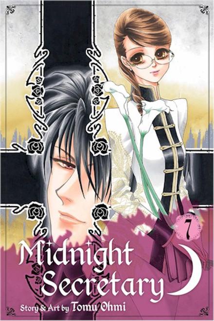 Midnight Secretary Graphic Novel Vol. 07