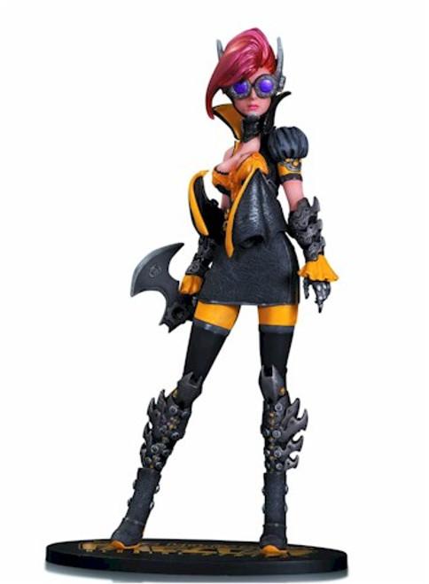 DC Ame-Comi PVC Figure Batgirl Steampunk