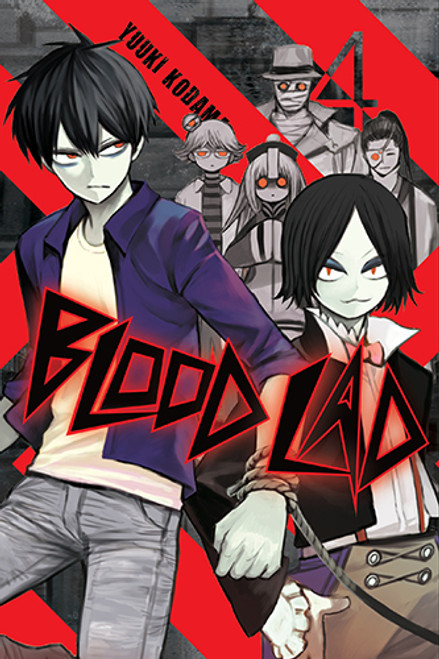 Blood Lad Graphic Novel 04