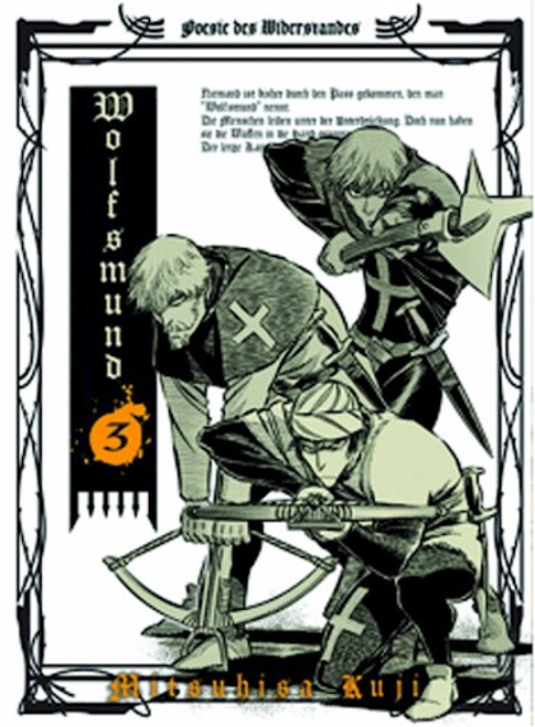 Wolfsmund Graphic Novel Vol. 3