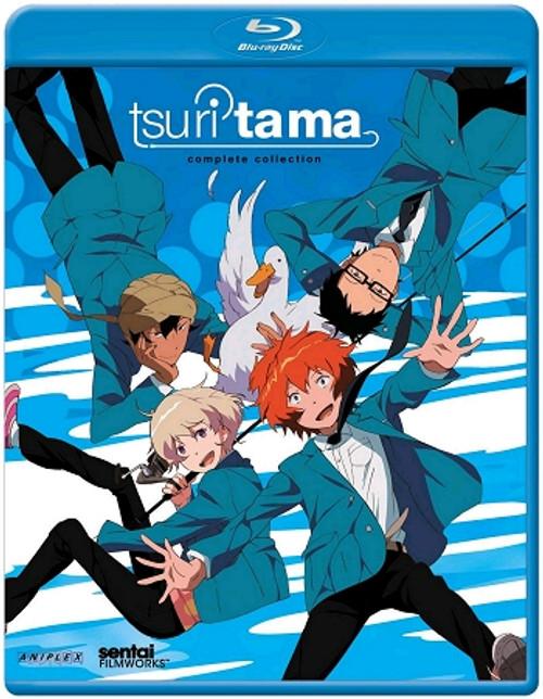 Tsuritama Blu-ray Complete Collection