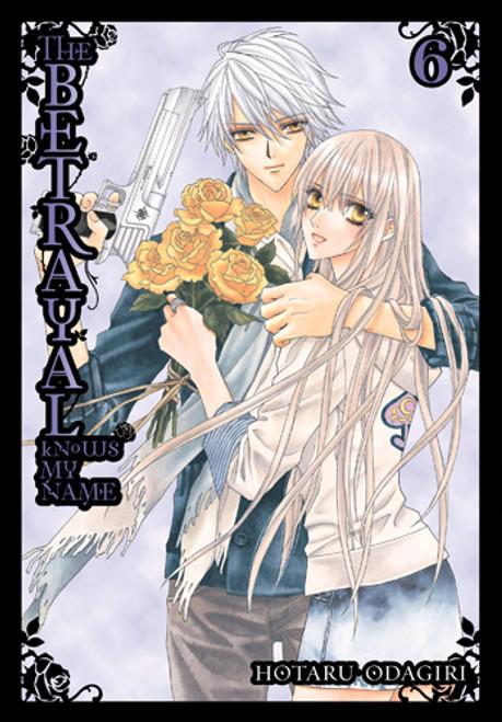 Betrayal Knows My Name Graphic Novel 06