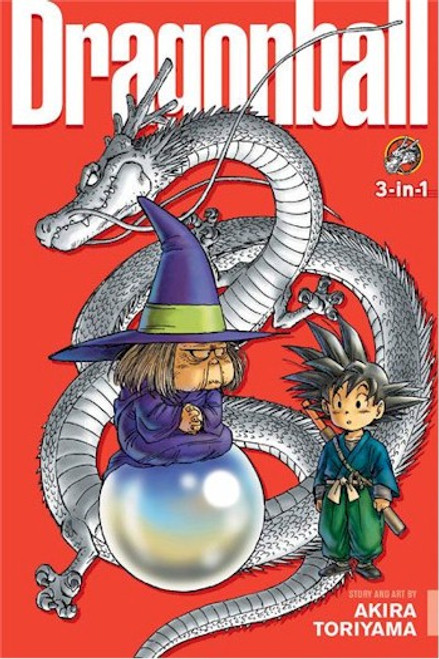 Dragon Ball Omnibus Vol. 03