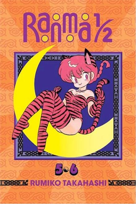 Ranma 1/2 Omnibus Graphic Novel Vol. 03