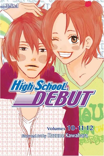 High School Debut Omnibus 04