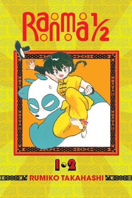 Ranma 1/2 Omnibus Graphic Novel Vol. 01