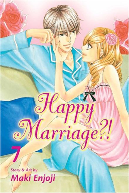 Happy Marriage?! Graphic Novel Vol. 07