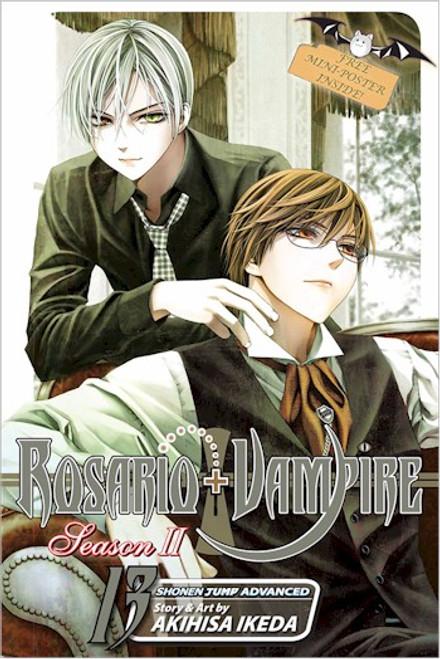 Rosario+Vampire Season II Graphic Novel 13