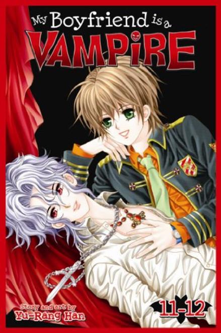 My Boyfriend is a Vampire Graphic Novel 11-12