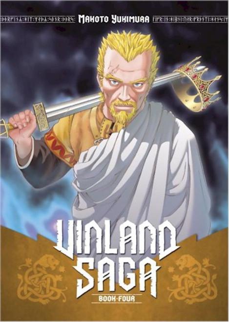 Vinland Saga Graphic Novel Vol. 04 (HC)