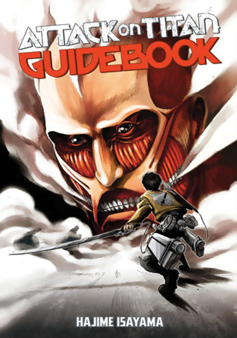 Attack on Titan - Guidebook INSIDE & OUTSIDE Art Book