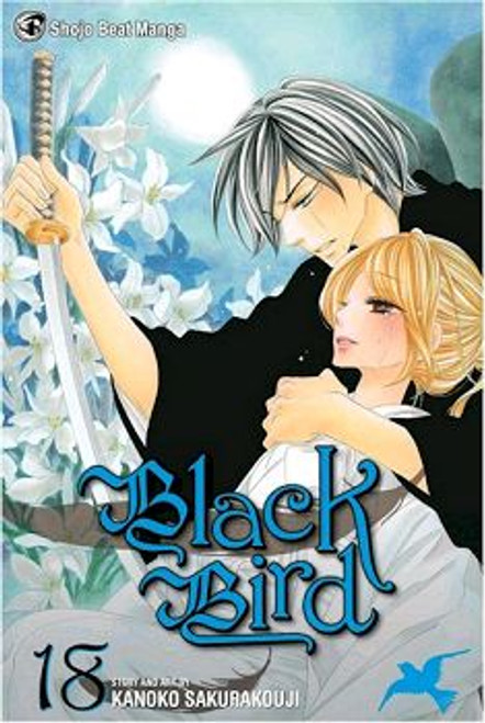 Black Bird Graphic Novel 18