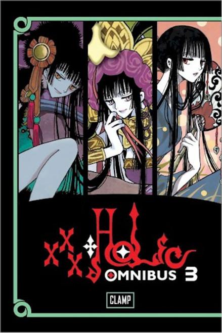 xxxHOLiC Omnibus Graphic Novel Vol. 03