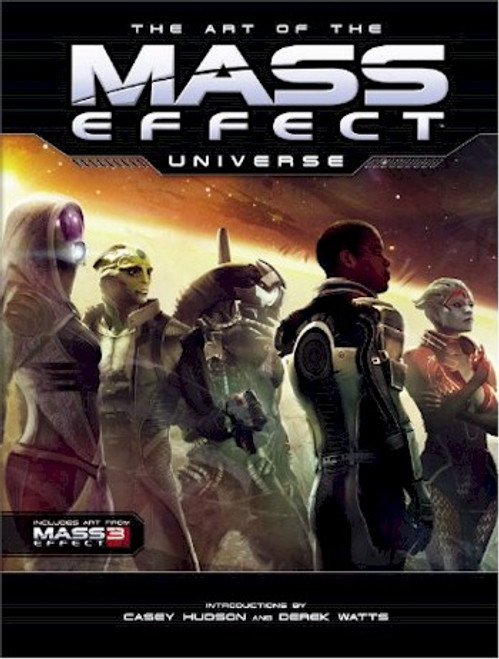 The Art of Mass Effect: Universe Art Book(HC)