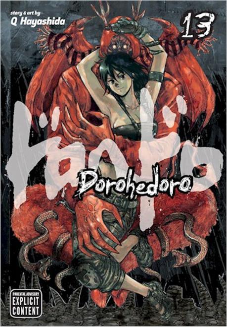 Dorohedoro Graphic Novel Vol. 13