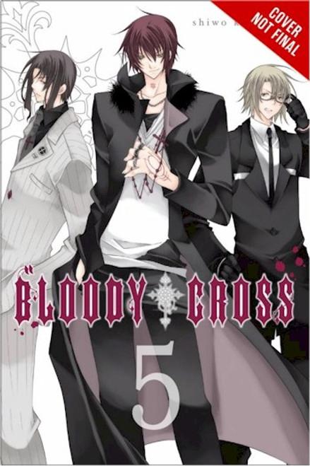 Bloody Cross Graphic Novel 05