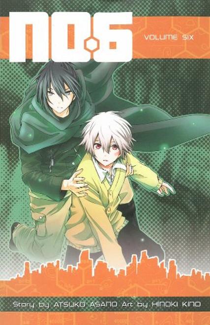 No. 6 Graphic Novel Vol. 06