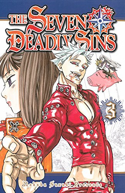 Seven Deadly Sins Graphic Novel Vol. 03