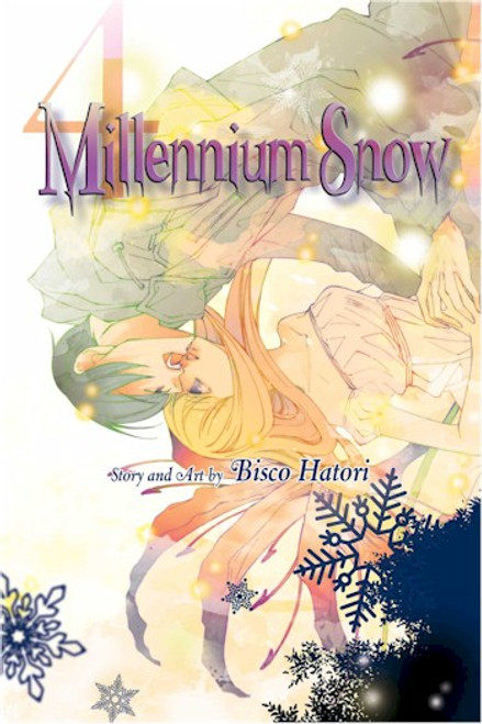 Millennium Snow Graphic Novel 04