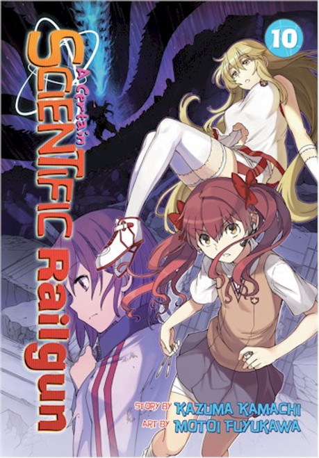A Certain Scientific Railgun Graphic Novel 10