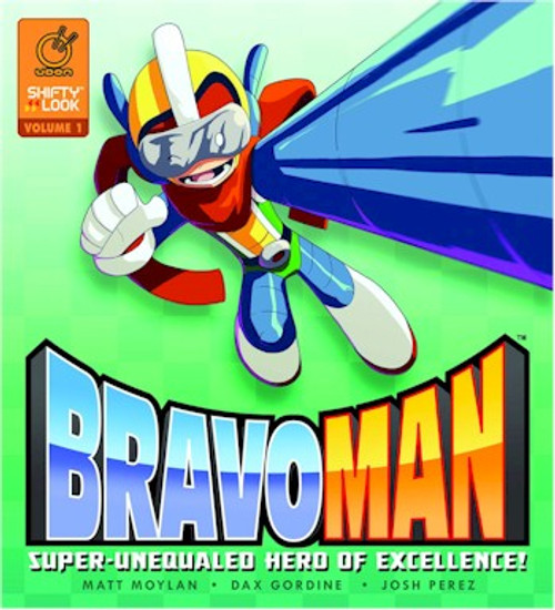 Bravoman Graphic Novel 01 (Hardcover)