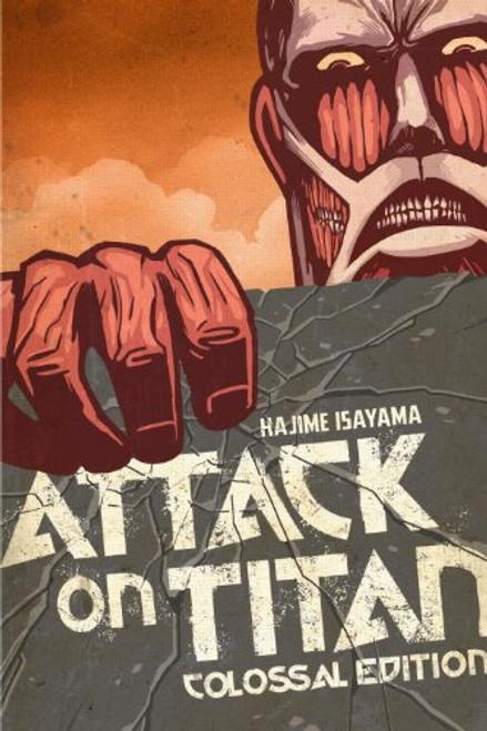 Attack on Titan Colossal Edition Vol. 1