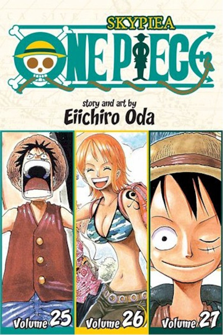 One Piece Graphic Novel Omnibus 09